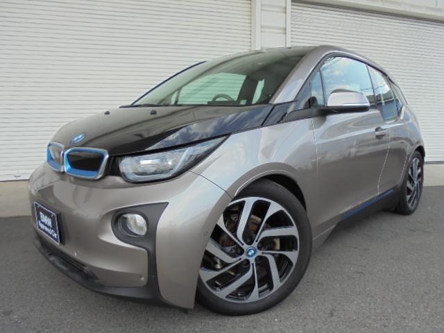 BMW レンジエクステンダー装備ACCシートヒーターLED認定中古車