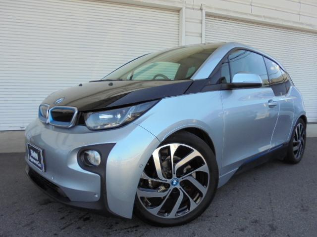 BMW レンジエクステンダー装備ACCシートヒーター1オナ認定中古車
