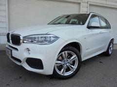 BMW X5xドライブ35i MスポーツセレクトPパノラマ黒革認定中古車