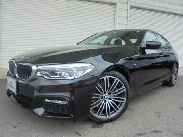 BMW 530i Mスポーツ19AWイノベーションP黒革認定中古車