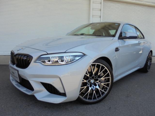BMW コンペティションM-DCTハーマンカードン黒革認定中古車