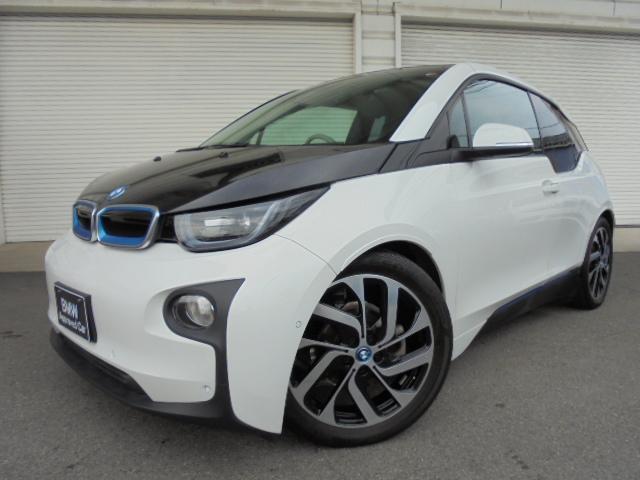 BMW レンジエクステンダーACC社外DTV禁煙1オナ認定中古車