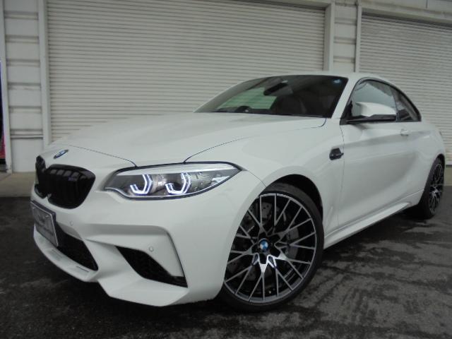 BMW コンペティション19AWハーマンカードン禁煙1オナ認定中古車
