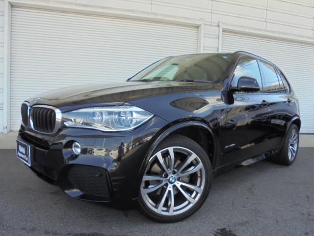 BMW xドライブ35d Mスポーツ20AW黒革LEDヘッドACC