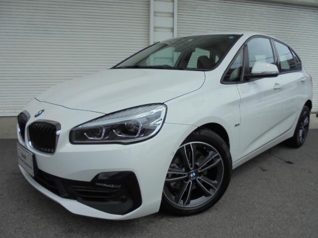 BMW 218iアクティブツアラースポーツACCヘッドUPセーフティ