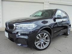 BMW X5xドライブ35d Mスポーツ20AWセレクト黒革パノラマSR