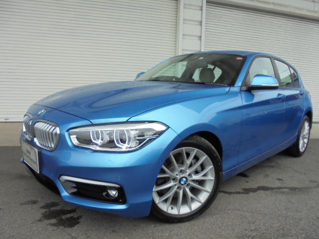 BMW 118i ファッショニスタUPグレードACCオイスター革