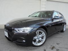 BMW320d Mスポーツ黒革セレクトPガラスSR1オナ認定中古車