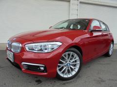 BMW118i ファッショニスタUPグレードACCオイスター革