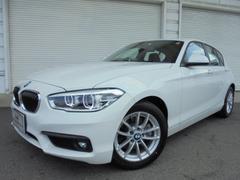 BMW118iドライビングアシストPデモカー認定中古車