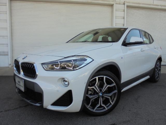 BMW xドライブ18d MスポーツACCヘッドUP認定中古車
