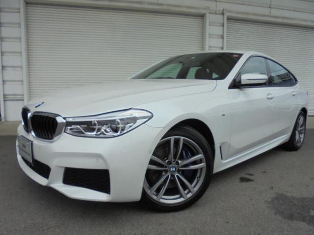 BMW 630i グランツーリスモ Mスポーツ19AW黒革認定中古車