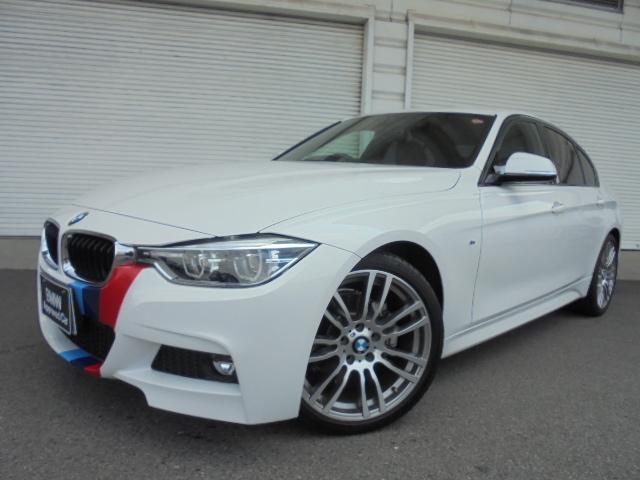 BMW 318iスポーツ19AW社外シートヒーター1オナ認定中古車
