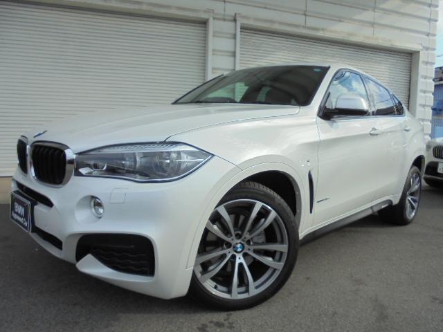 BMW xDrive35i Mスポーツ20AW黒革ACCガラスSR