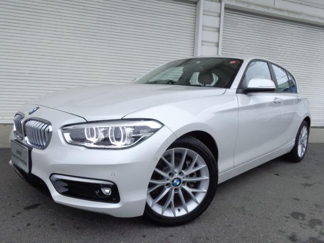 BMW 118d ファッショニスタオイスター革PサポACC認定中古車