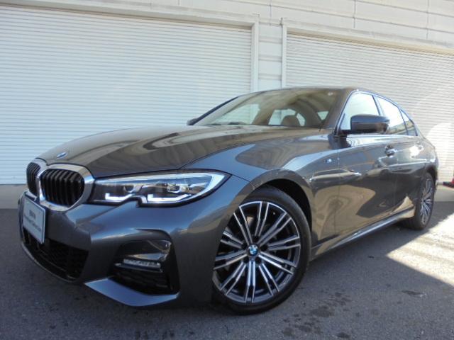 BMW 320d xドライブMスポーツ18AWコンフォートPデモカー