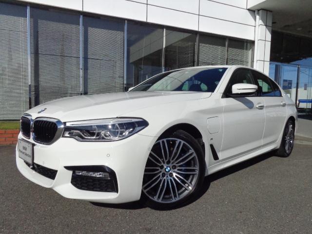 BMW 530e Mスポーツ19AW黒革ヘッドUPデモカー認定中古車