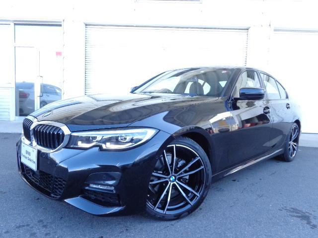 BMW 320i Mスポーツ19AWガラスSRコンフォートP認定車