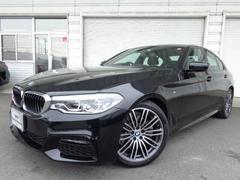BMW523d Mスポーツ19AWウッドPデモカー認定中古車