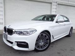 BMW530e MスポーツセレクトPイノベーションP黒革SR