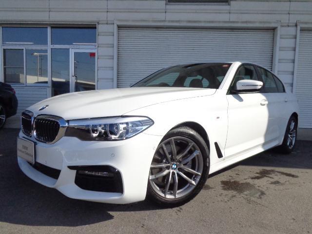 BMW 523d xドライブMスピリット18AWヘッドUP認定中古車