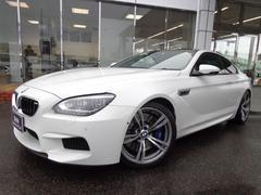 BMW M6ベースグレード20AW黒革LEDハーマンカードン1オナ認定車