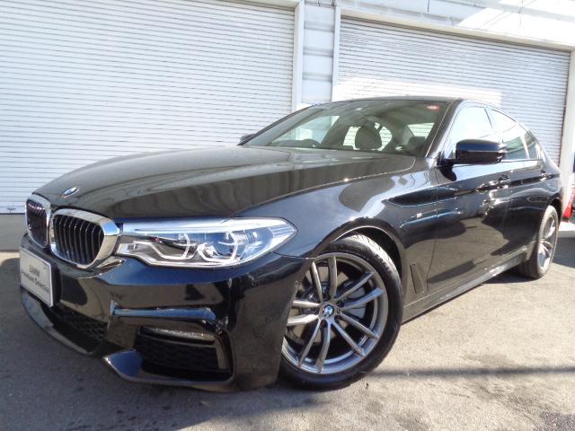 BMW 523d xドライブMスピリット黒革ハイラインP認定中古車