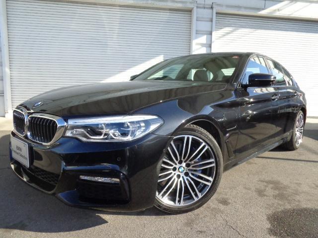BMW 530e Mスポーツ19AW黒革ヘッドUP認定中古車