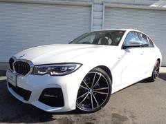 BMW320d xドライブMスポーツデビューP黒革デモカー認定車