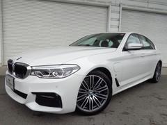 BMW530e Mスポーツ19AWセレクト黒革SRハーマンカードン