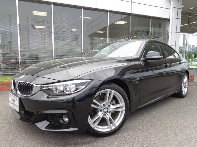 BMW 420iグランクーペMスピリット18AWデモカー認定中古車