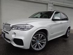 BMW X5xドライブ35d Mスポーツ7人乗セレクトPモカ革20AW