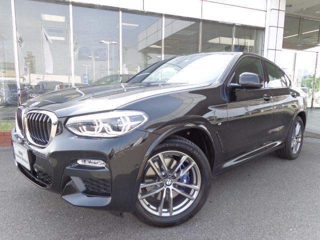 X4(BMW) xDrive 30i Mスポーツ 中古車画像