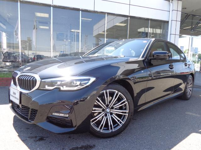 BMW 3シリーズ 320i Mスポーツハイラインコニャック革デモカー認定中古車