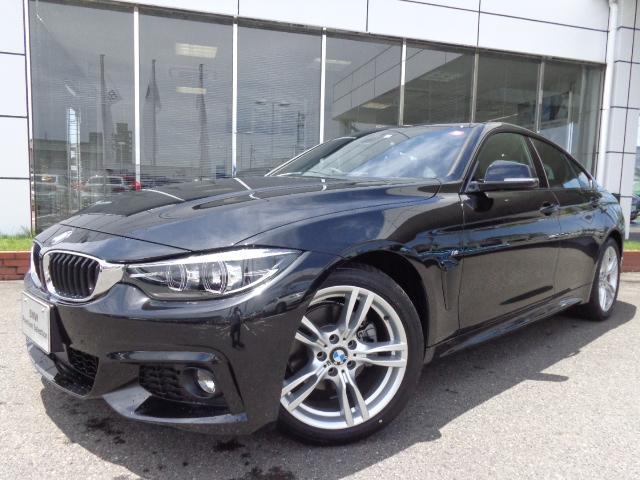 BMW 420iグランクーペMスピリット18AWシートヒーター
