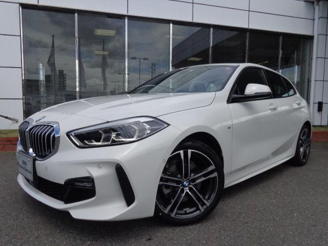 BMW 1シリーズ 118i Mスポーツパッケージ 18AWコンフォートPサポデモカー認定中古車