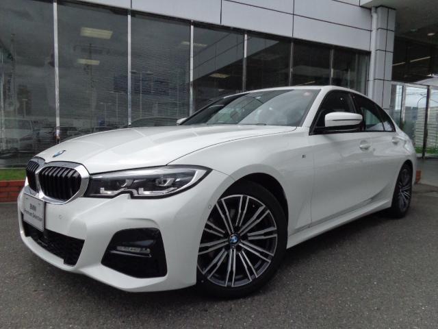 BMW 3シリーズ 320i Mスポーツ18AWコンフォートPデモカー認定中古車