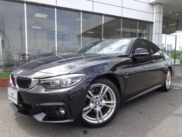 BMW 4シリーズ 420iグランクーペMスピリット18AWシートヒーター認定車