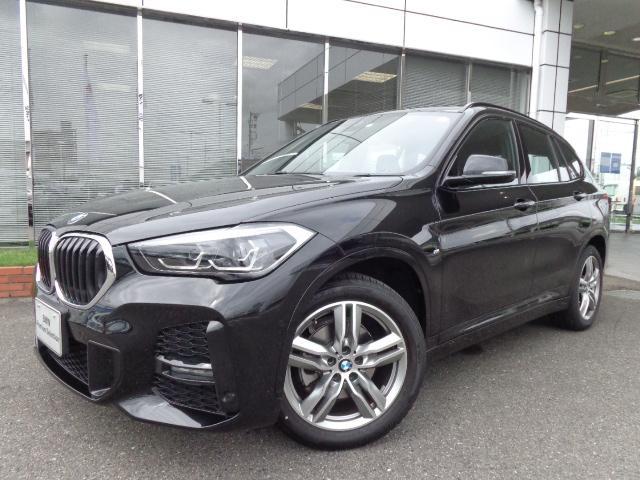 BMW X1 xドライブ18d Mスポーツ後期コンフォートPデモカー認定車