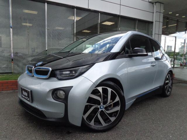 i3(BMW) スイート レンジ・エクステンダー装備車 中古車画像