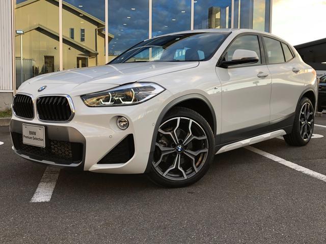 BMW xドライブ18d MスポーツLCI19AWデモカー認定中古車