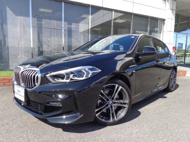 118i MスポーツコンフォートPデモカー認定中古車