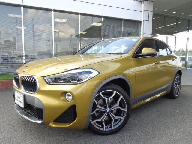 BMW X2 sドライブ18i MスポーツコンフォートPセーフティP