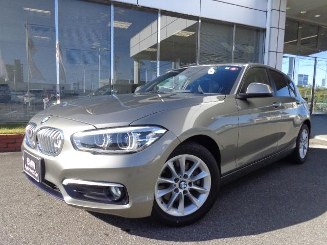 BMW 118i スタイルパーキングサポートPドラレコ禁煙認定中古車