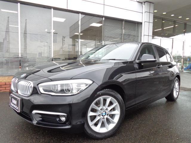 BMW 118dスタイルコンフォートPサポート社外DTV禁煙認定車