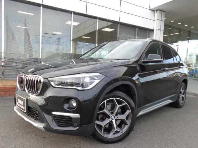 BMW xDrive18d XラインコンフォートP禁煙1オナ認定車