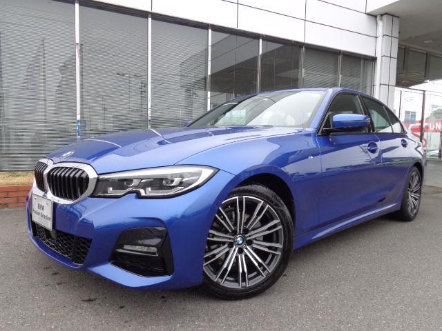 BMW 320d xドライブMスポーツハイラインPサポ+オイスター革