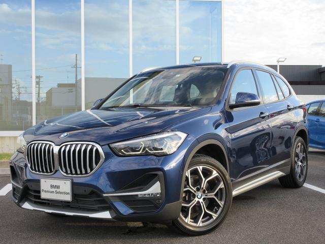 BMW X1 xDrive 18d xライン LED 18AW コンフォートアクセス 電動Rゲート 電動シート Bカメラ 禁煙 弊社デモカー