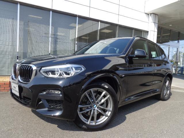 BMW xDrive20d Mスポーツ19AWデモカー認定中古車