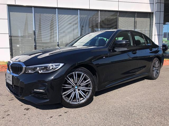 BMW 320d Mスポーツ 18AWコンフォートP禁煙1オナ認定中古車